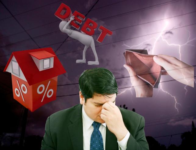 Como resolver um endividamento extremo